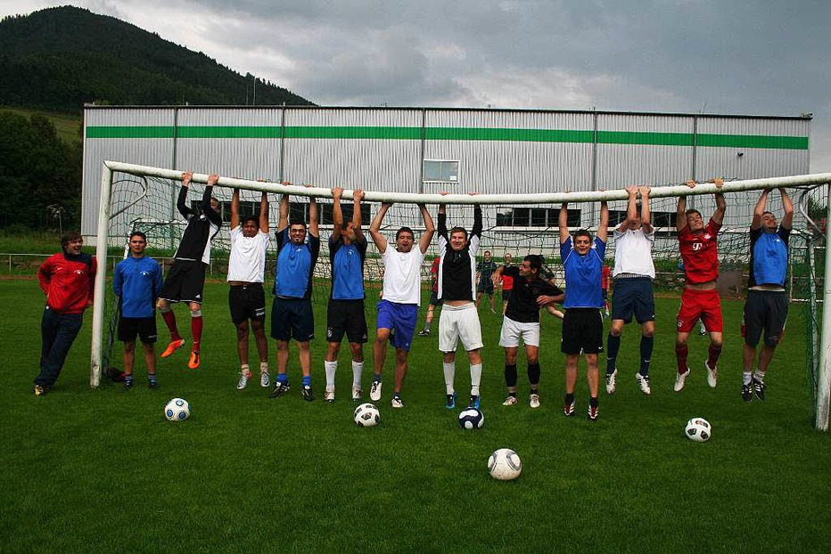 Hornkopfstadion (Obersimonswald) - Simonswald
