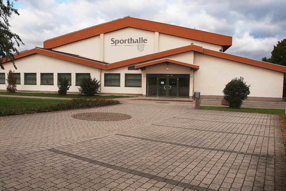 Sporthalle - Wyhl