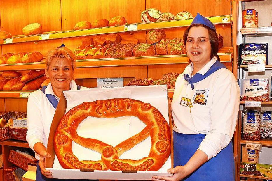 Bäckerei Siegwart (Albersbösch) - Offenburg