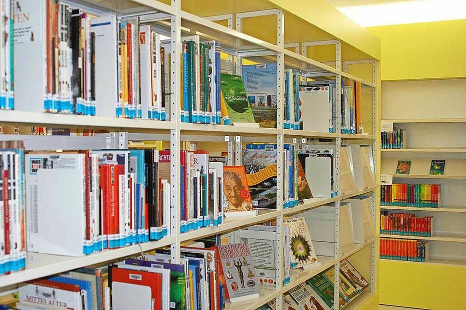 Stadtbibliothek - Rheinfelden