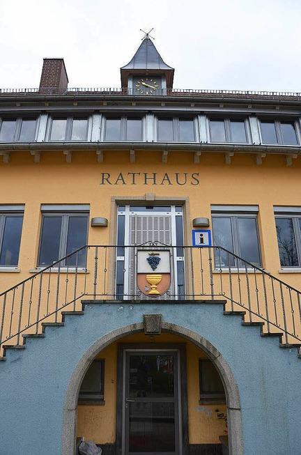 Rathaus - Ballrechten-Dottingen