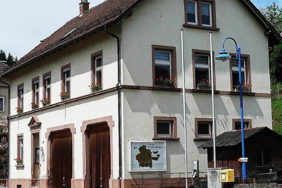 Rathaus - Biederbach