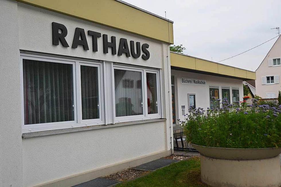Rathaus Istein - Efringen-Kirchen