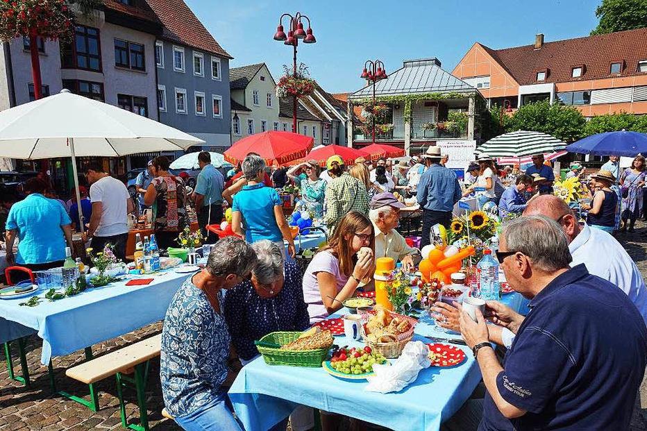 Marktplatz - Lahr