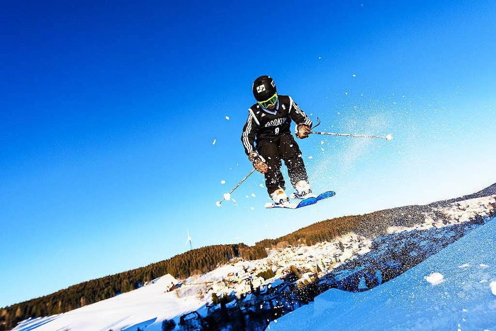 Skilift Winterberg - Schonach