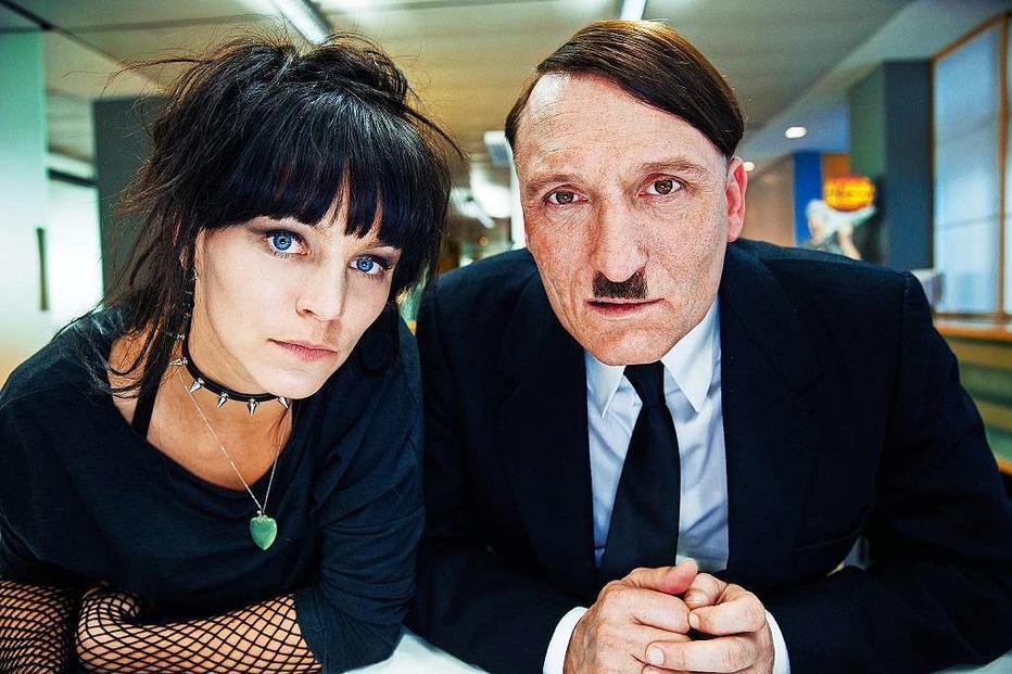 Kinotipp: Er ist wieder da - Badische Zeitung TICKET
