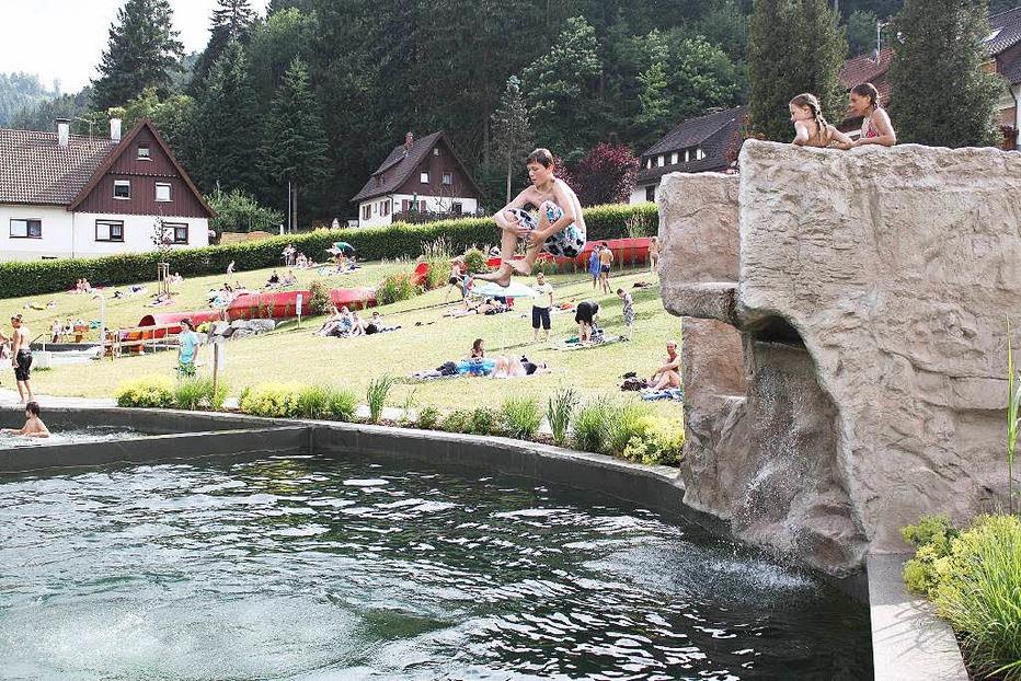 Naturerlebnisbad - Ottenhöfen