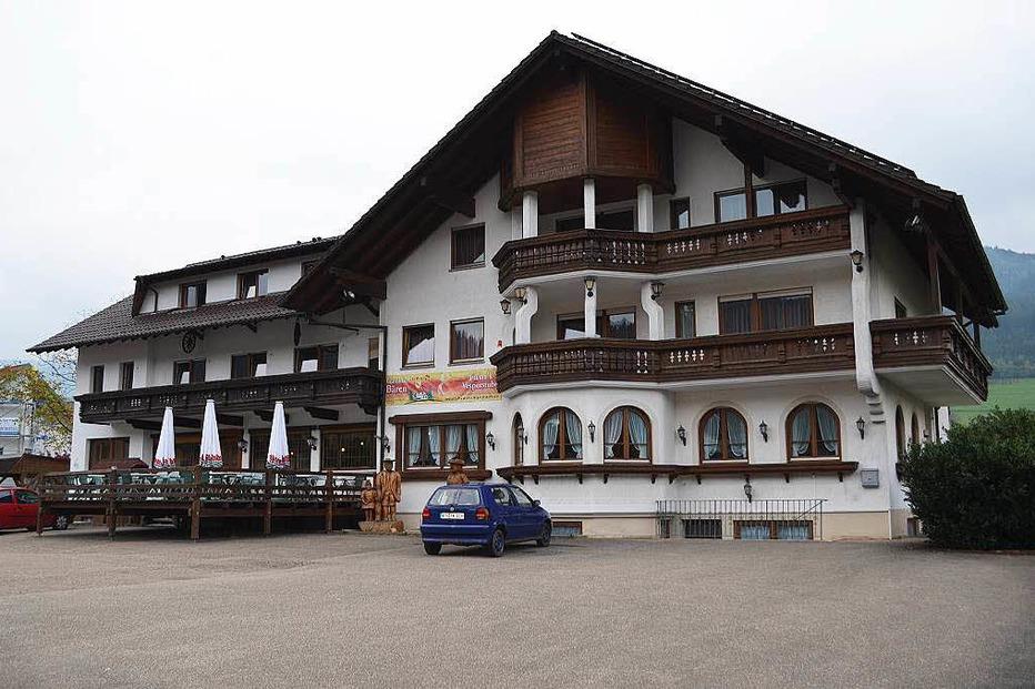 Hotel B�ren - Winden