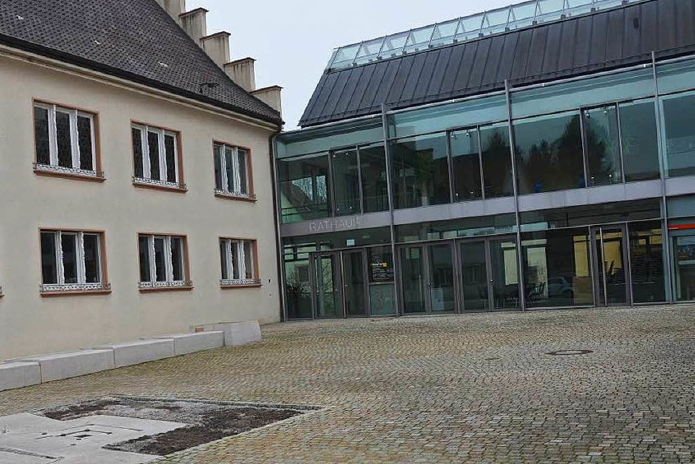 Rathaus - Buggingen