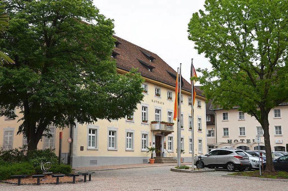 Rathaus - Bad Säckingen
