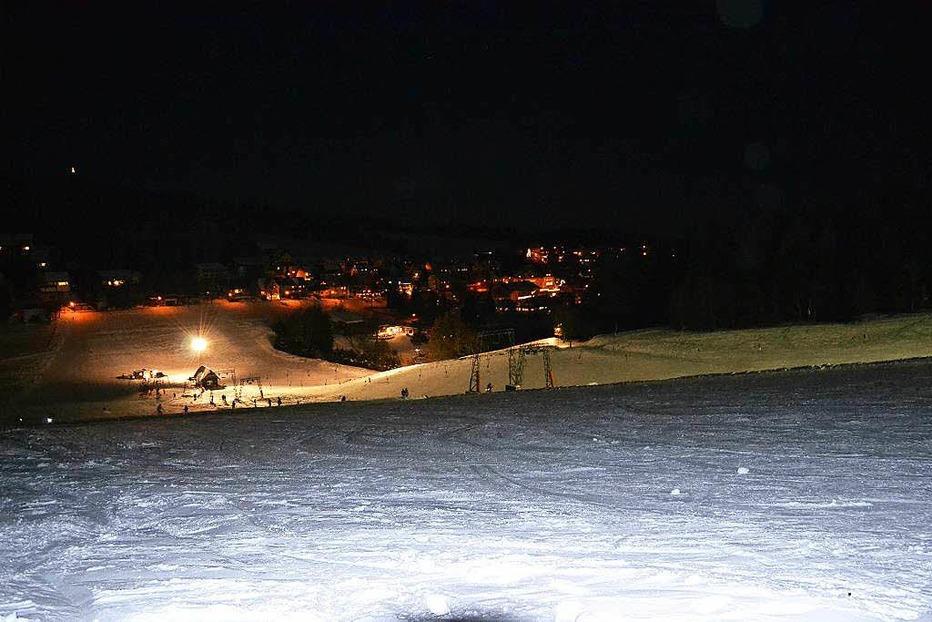 Skilift Dobel - Sch�nwald