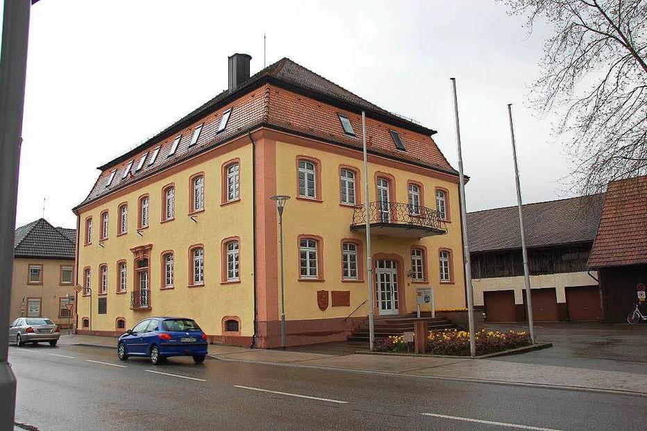 Rathaus - Appenweier