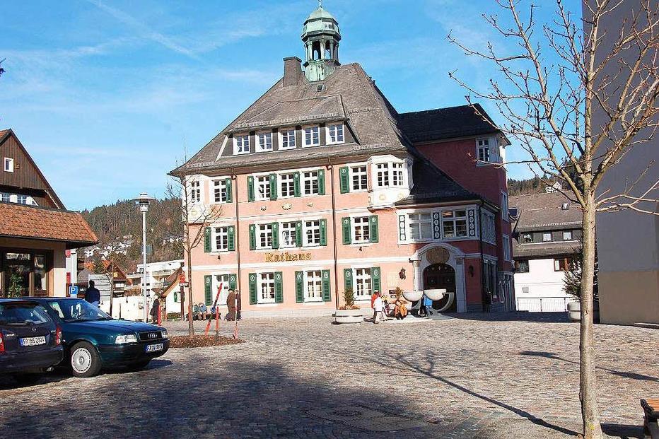 Rathaus - Lenzkirch