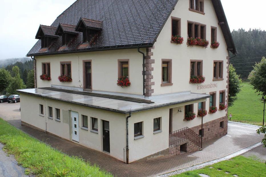 Rathaus - Eisenbach