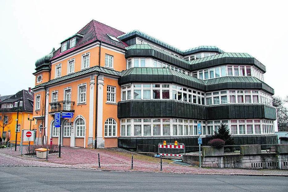 Rathaus - Donaueschingen