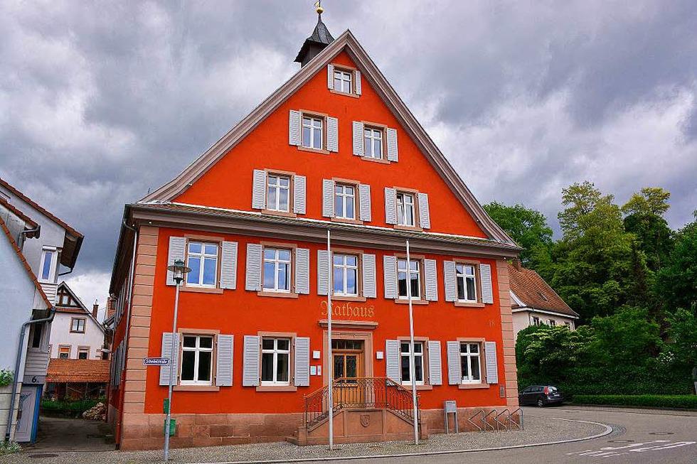 Rathaus - Malterdingen