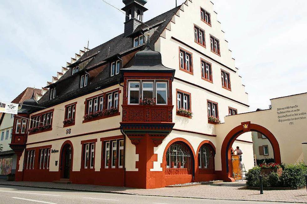 Rathaus - Kippenheim