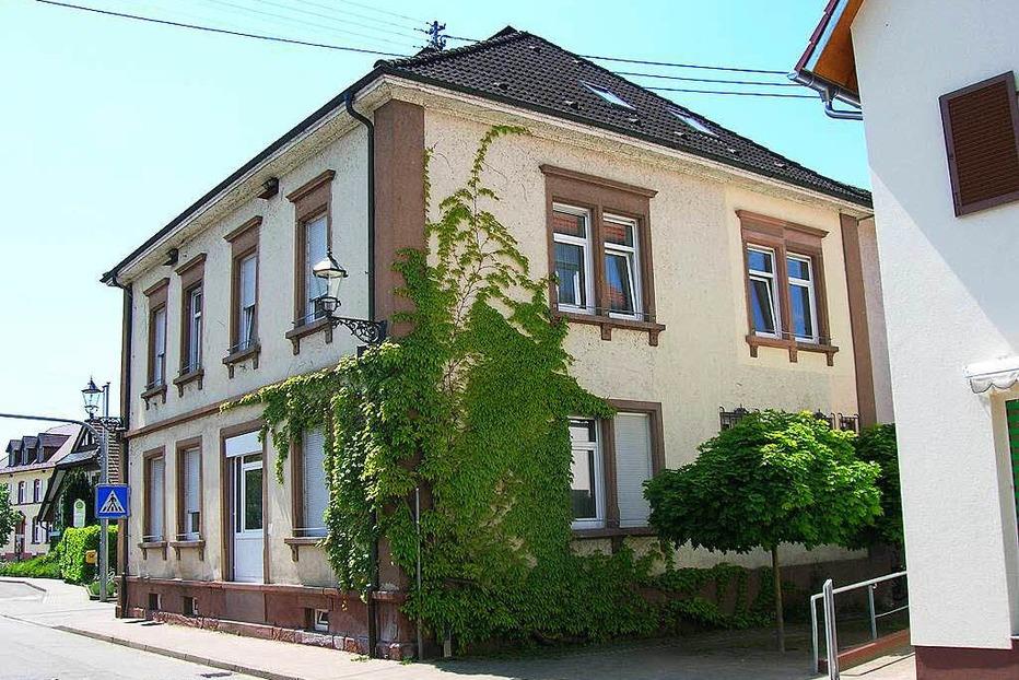 Rathaus - Sexau