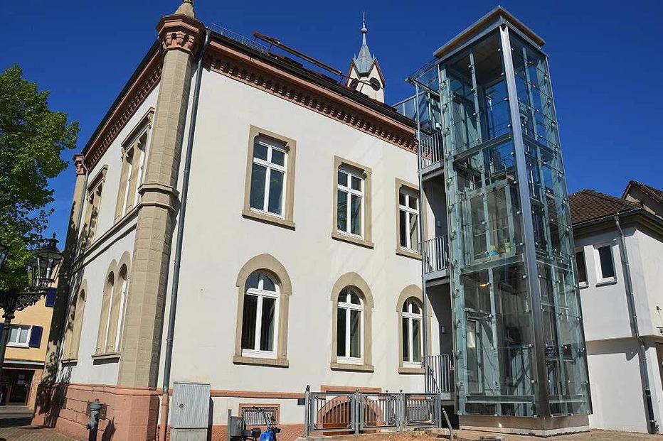 Rathaus - Auggen