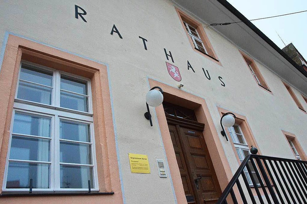 Rathaus - Oberried