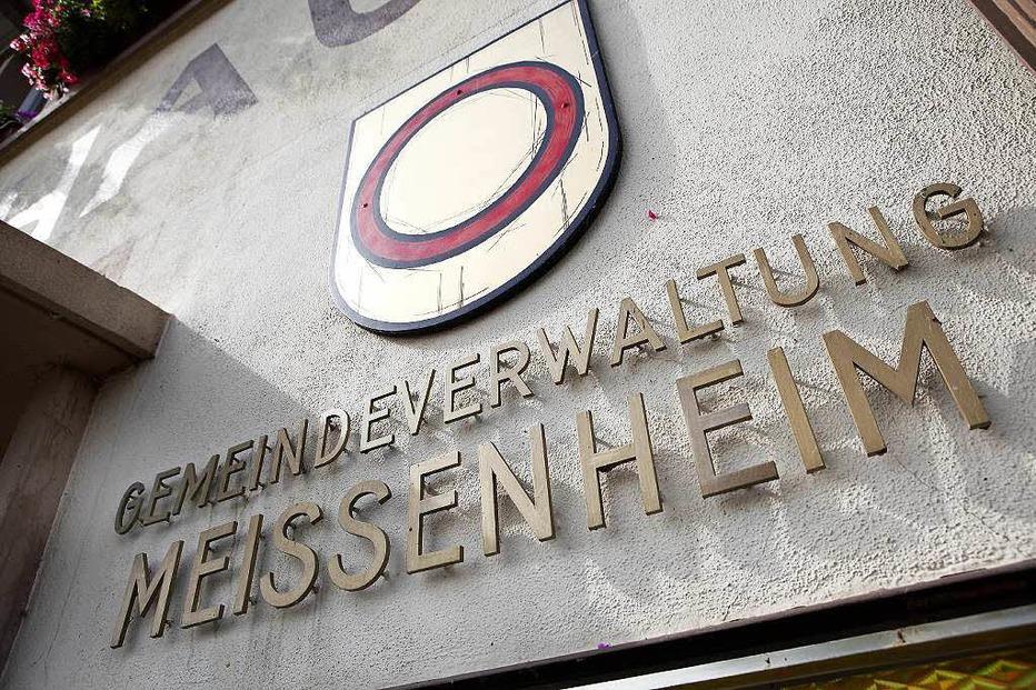 Rathaus - Mei�enheim