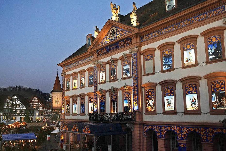 Rathaus - Gengenbach