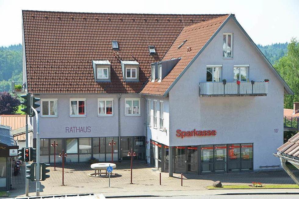 Rathaus - Schwörstadt
