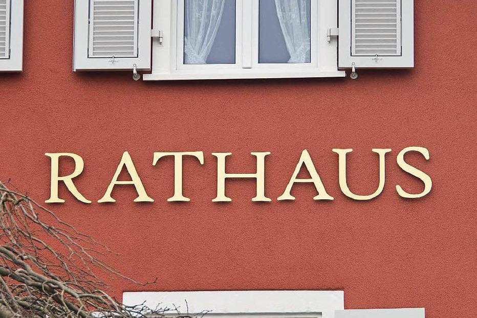 Rathaus - Wittlingen