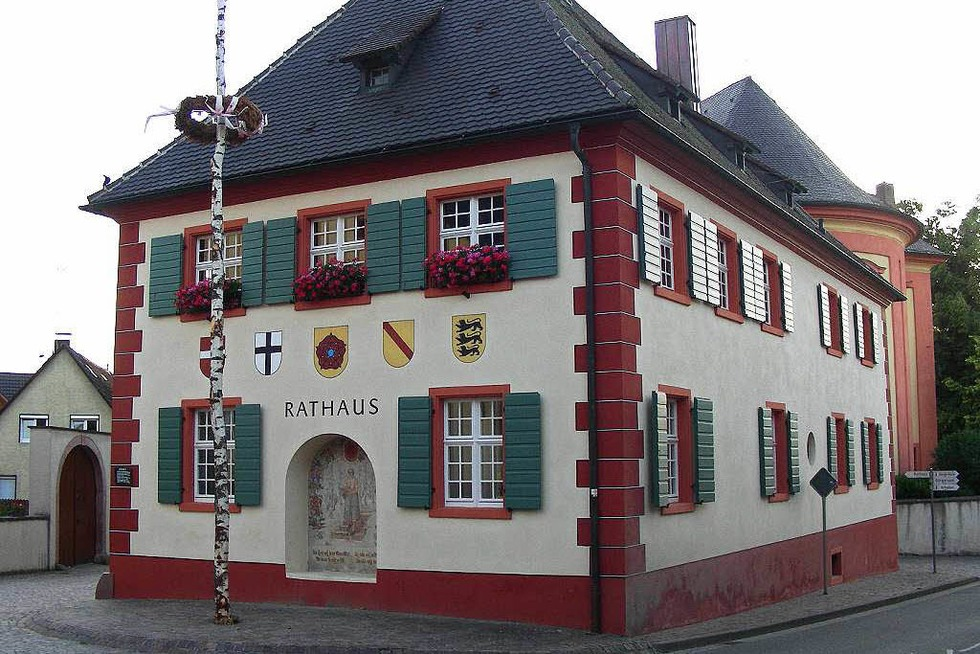 Rathaus - Merdingen