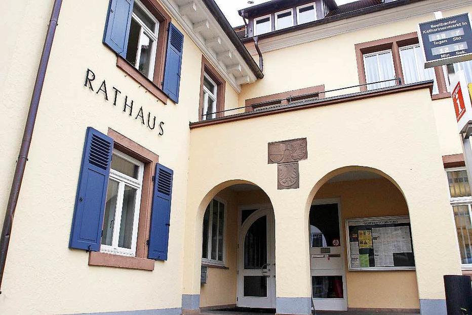 Rathaus - Seelbach
