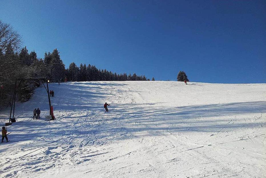 Skilift Kesselberg - St. Georgen-Oberkirnach