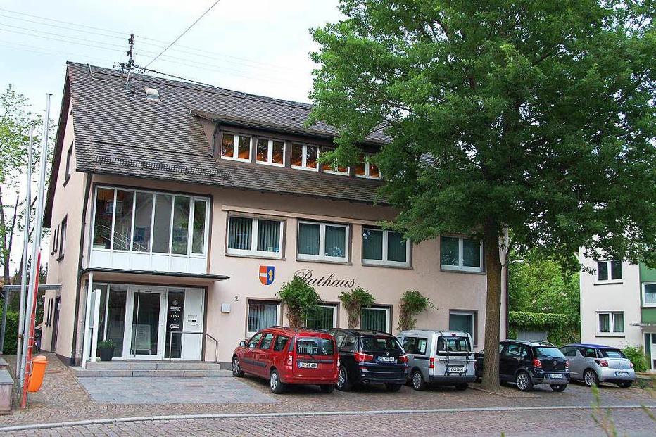 Rathaus - Reute