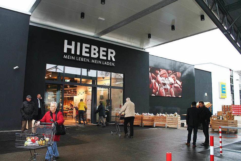 Hieber-Markt Schopfheim - Schopfheim