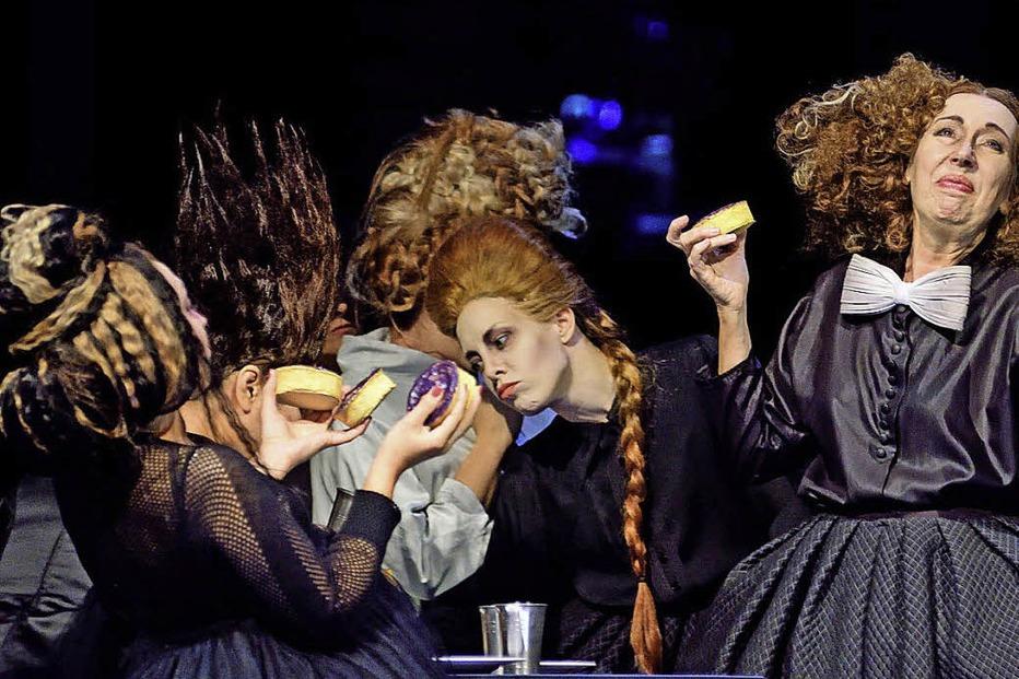 """Der Musical-Thriller """"Sweeney Todd"""" am Theater Freiburg - Badische Zeitung TICKET"""