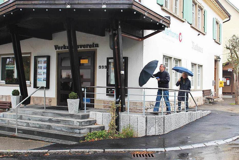 Rathaus Dittishausen - Löffingen