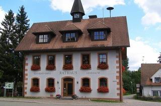 Rathaus R�tenbach