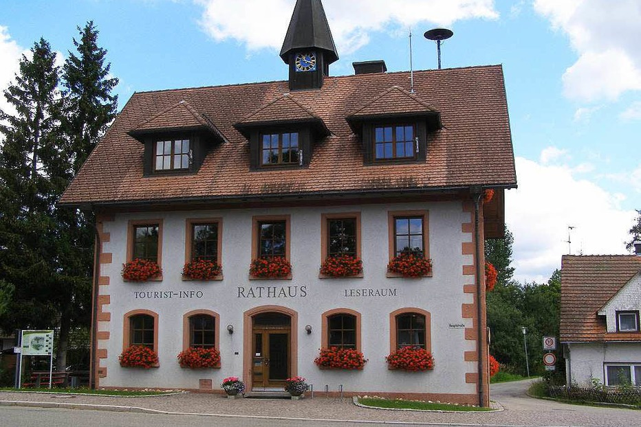 Rathaus Rötenbach - Friedenweiler