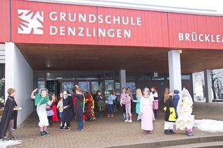 Grundschule Denzlingen - Schulhaus Grüner Weg