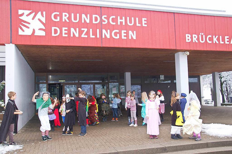 Grundschule Denzlingen - Schulhaus Grüner Weg - Denzlingen