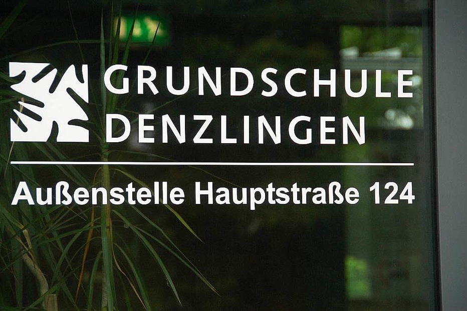 Grundschule Denzlingen - Schulhaus Haupstraße - Denzlingen