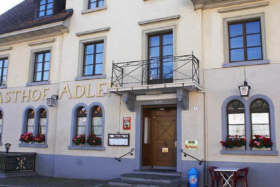 Gasthaus Adler - Görwihl