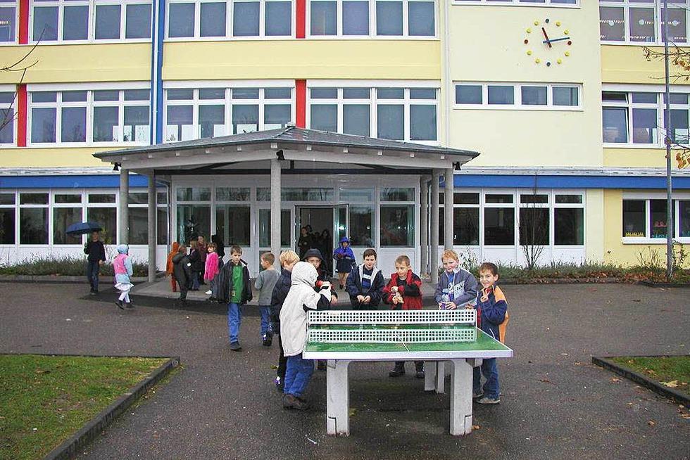 Grundschule am Rheinwald - Weisweil