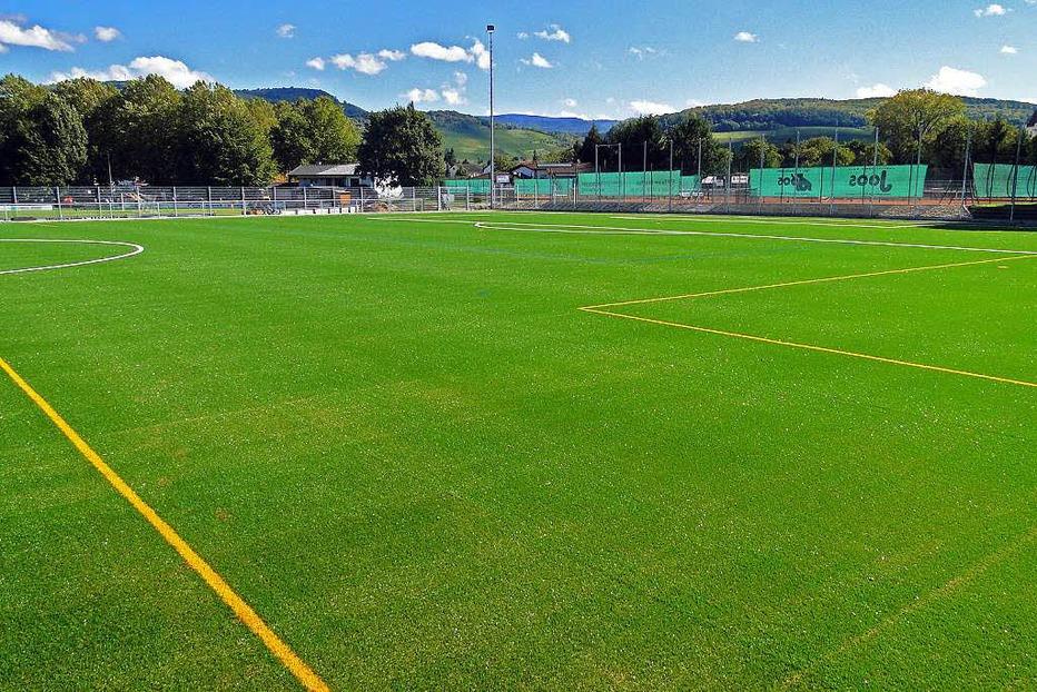 Sportplatz FC Wolfenweiler - Schallstadt