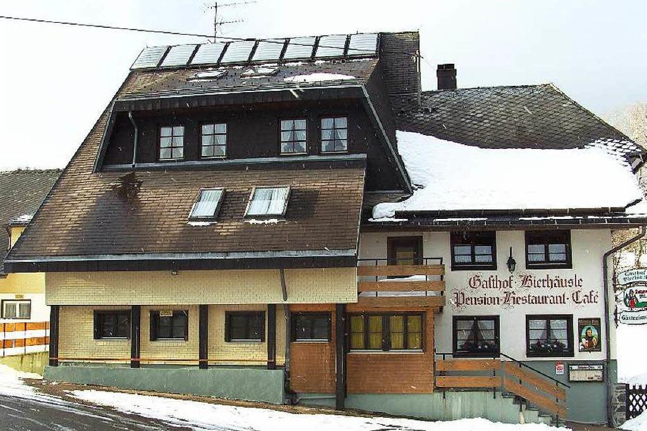 Gasthaus Bierhäusle (Falkau) - Feldberg