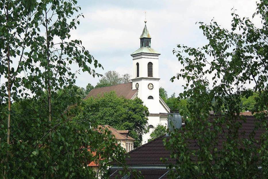 Pfarrkirche St. Magnus - Murg
