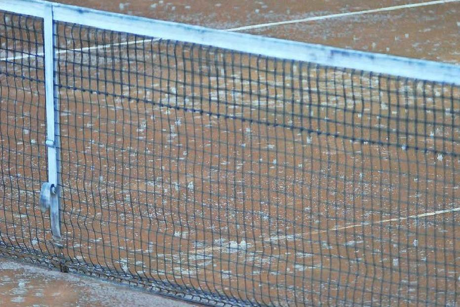 Tennisanlage TC Hänner - Murg