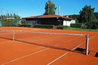 Tennisplatz TC Maulburg