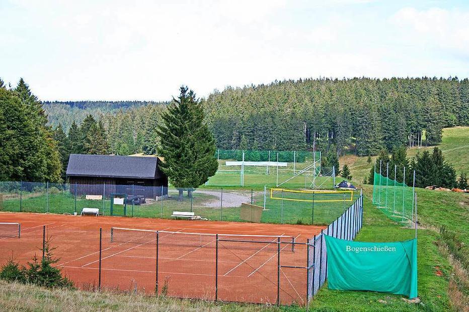 Tennisplätze Todtnauberg - Todtnau