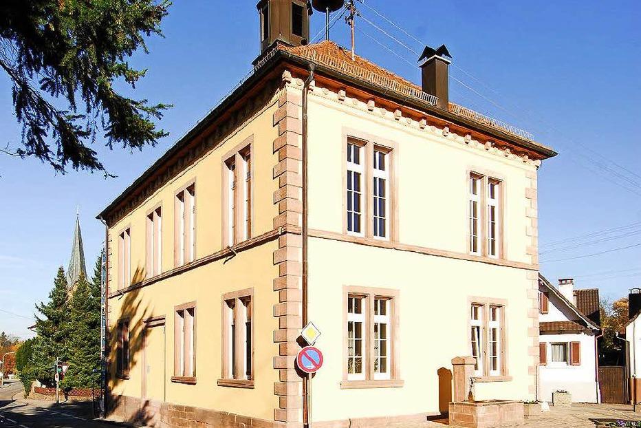 Rathaus Heiligenzell - Friesenheim