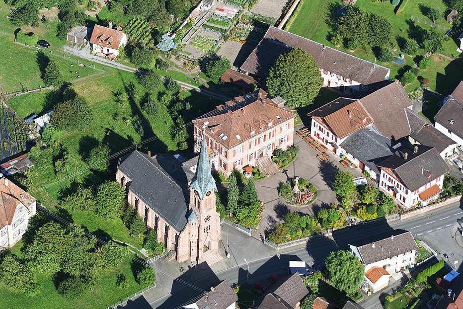 Herz-Jesu-Kirche (Heiligenzell) - Friesenheim